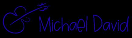 Michael David Logo