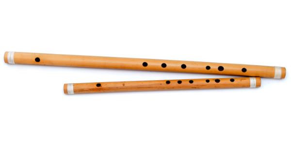 Bansuri Flöte. Michael David.