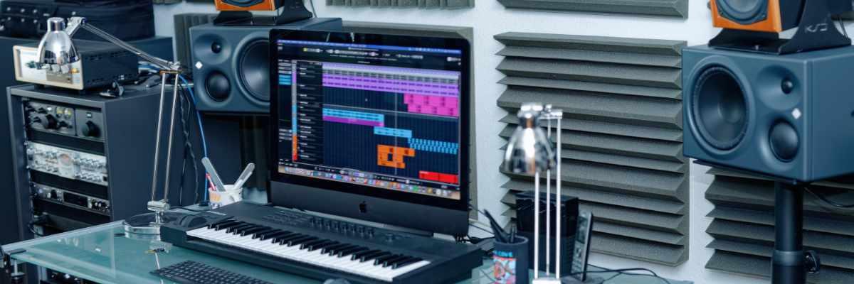 Michael David. Musikproduktion.Studio.